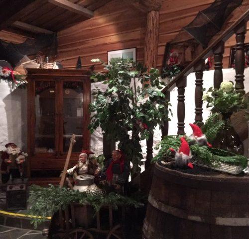 Jul på Jærgarden Kvalbein